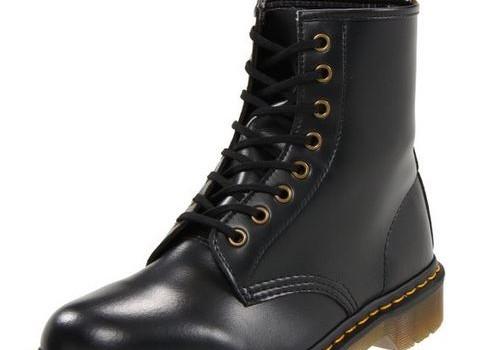 Dr. Martens Vegan Unisex-Erwachsene Bootsschuhe
