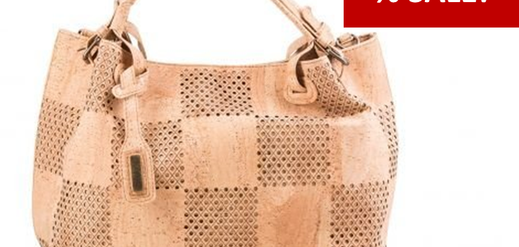 Sommer-Handtaschen aus Kork