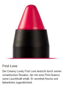 First Love - Lippenstift vegan