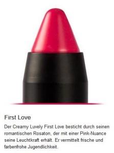 First Love - Lippenstift vegan