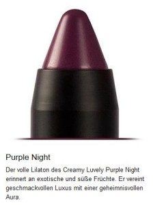 Purple Night - Lippenstift vegan